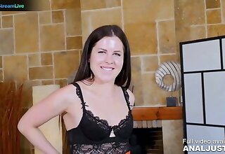 Just Anal presents - Cutie Cassie Fire cant get middling