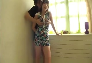 Hottest Japanese girl in Craziest Big Tits JAV video show
