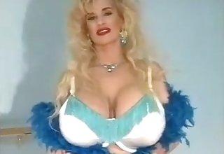 Meilleur Vintage, scène de sexe blonde
