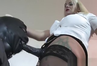 Mistress Heather - Anal Employee