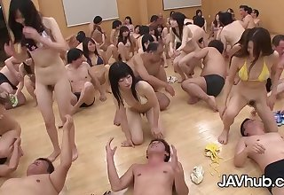 Lovable Japanese damsels are about back try a grup orgy class, as part be beneficial to their education