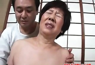 Giving Pleasure in the air a Japanese Gilf