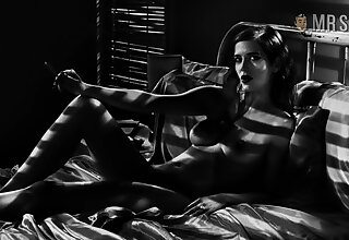 Bed and rinsing empty scenes by fetching Eva Green are extravagant